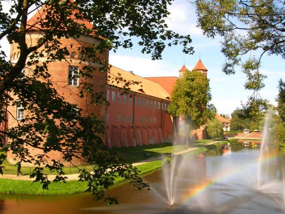 Польша, Лидзбарк-Варминский, епископский замок