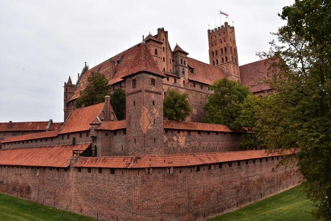 Польша, Мальборк, замок