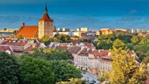 Польша, Ольштын