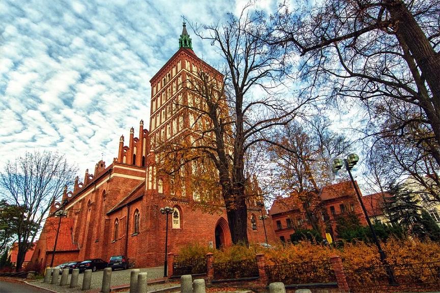 Польша, Ольштын, Кафедральный собор Святого Якуба