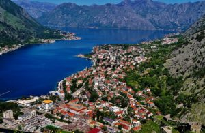 Черногория, Которская бухта