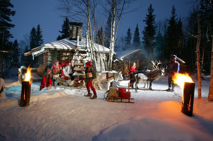 Финляндия, Лапландия
