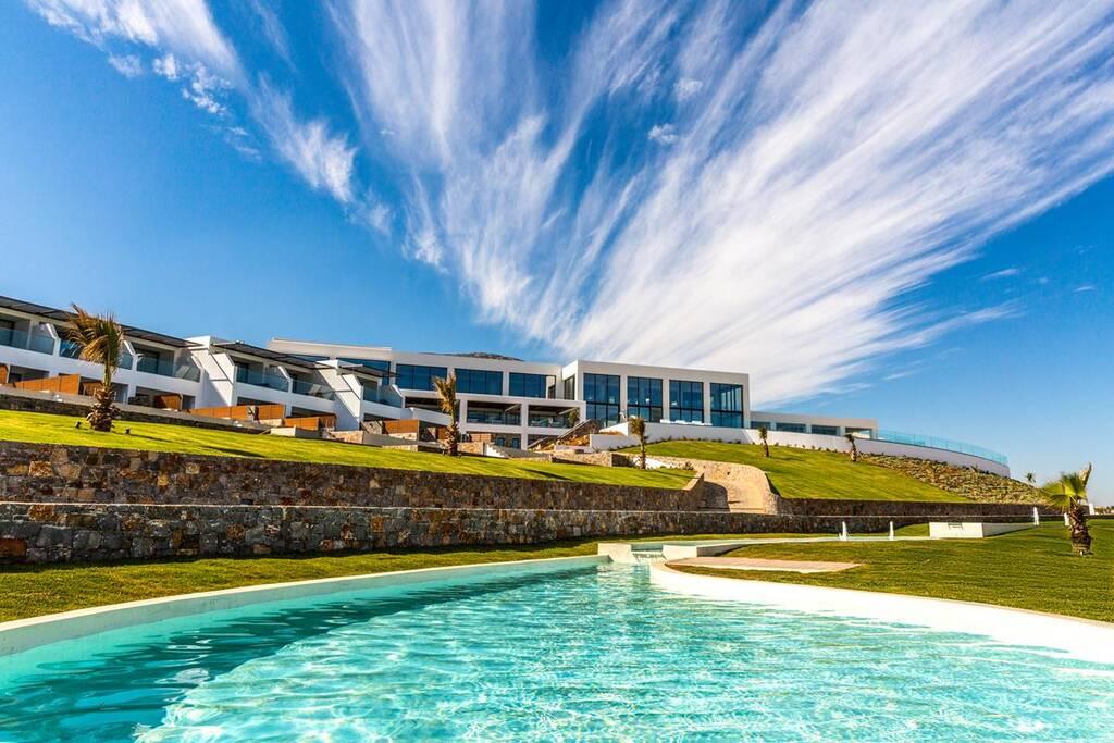 Abaton Island Resort & Spa бронирование