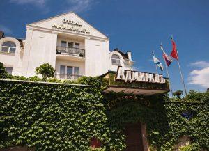 Адмирал отель бронирование