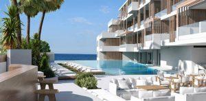 Akasha Beach Hotel & Spa бронирование