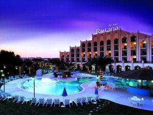 Al Ain Rotana Hotel бронирование