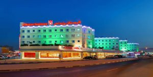 Al Bustan Centre & Residence бронирование