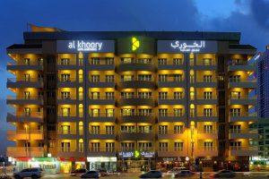 Al Khoory Hotel Apartment бронирование