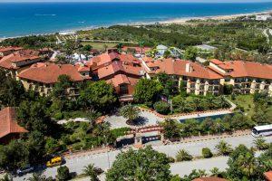 Alba Resort Hotel бронирование