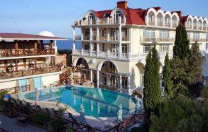 Александрия отель бронирование