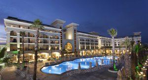 Alva Donna Exclusive Hotel & Spa бронирование