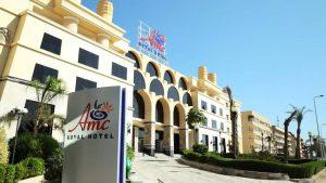 AMC Royal Hotel & SPA бронирование