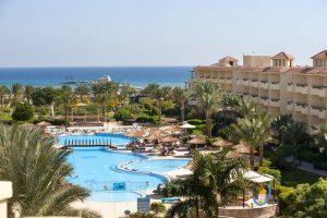 Amwaj Blue Beach Resort & Spa -  Abu Soma бронирование