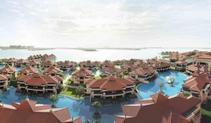 Anantara Dubai The Palm Resort & Spa бронирование