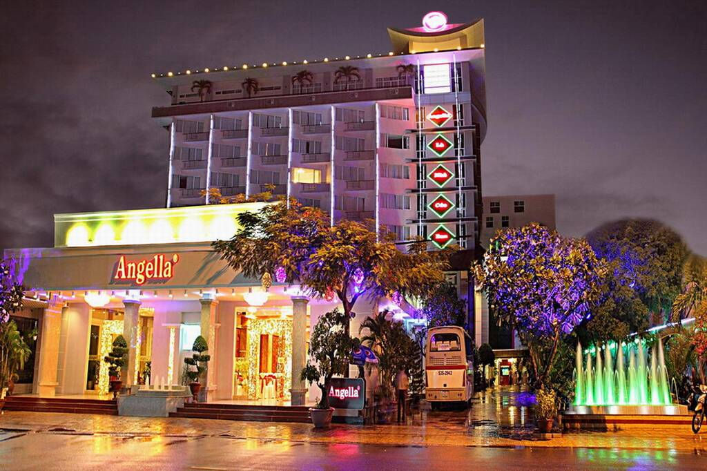 Angella Hotel бронирование