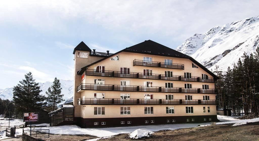 Антау отель Ski & SPA бронирование