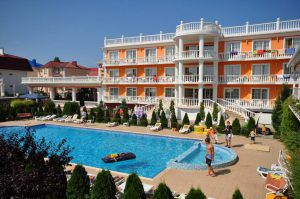 Апельсин отель бронирование