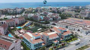 Aquamarin Side Resort & Spa бронирование