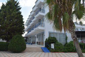 Ares Blue Hotel бронирование