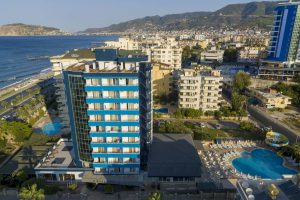 Arsi Blue Beach Hotel (ex.Kemalhan Beach) бронирование