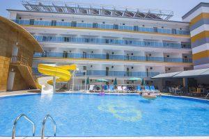Arsi Enfi City Beach Hotel бронирование