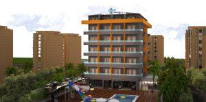 Arsi Paradise Beach Hotel бронирование