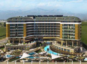 Aska Lara Resort & SPA бронирование