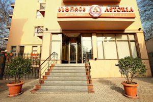 Astoria Hotel бронирование