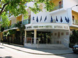 Astoria Park Hotel бронирование