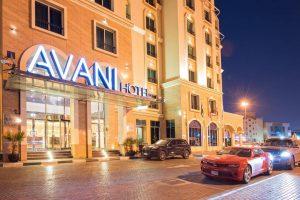 Avani Deira Dubai Hotel бронирование
