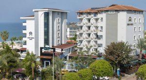 Azak Beach Hotel бронирование