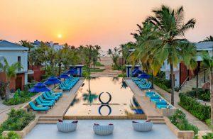Azaya Beach Resort Goa бронирование