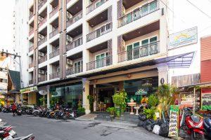 Azure Hotel Bangla бронирование