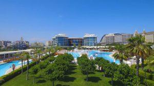 Baia Hotels Lara бронирование