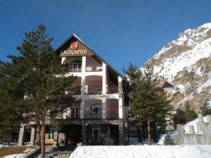Балкария отель бронирование