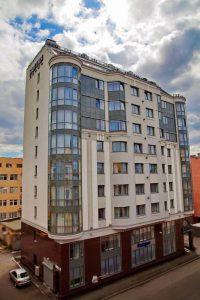 Балтия отель бронирование