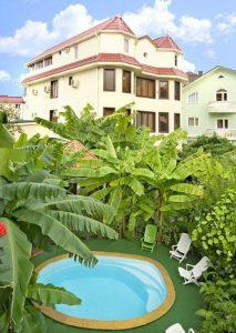 Банановый Рай мини-отель бронирование