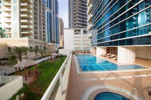 Barcelo Residences Dubai Marina бронирование