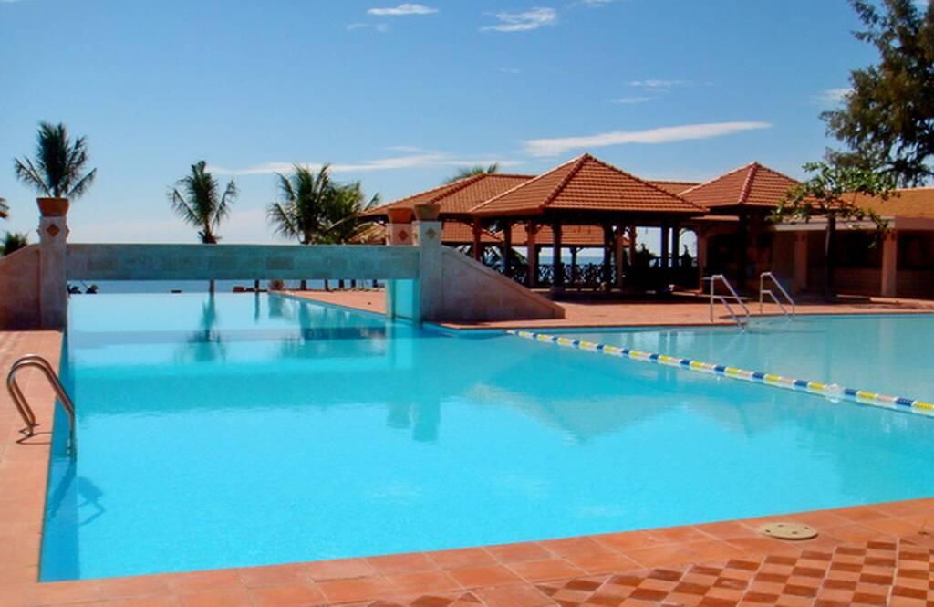 Bau Truc Resort Sakaya Area бронирование