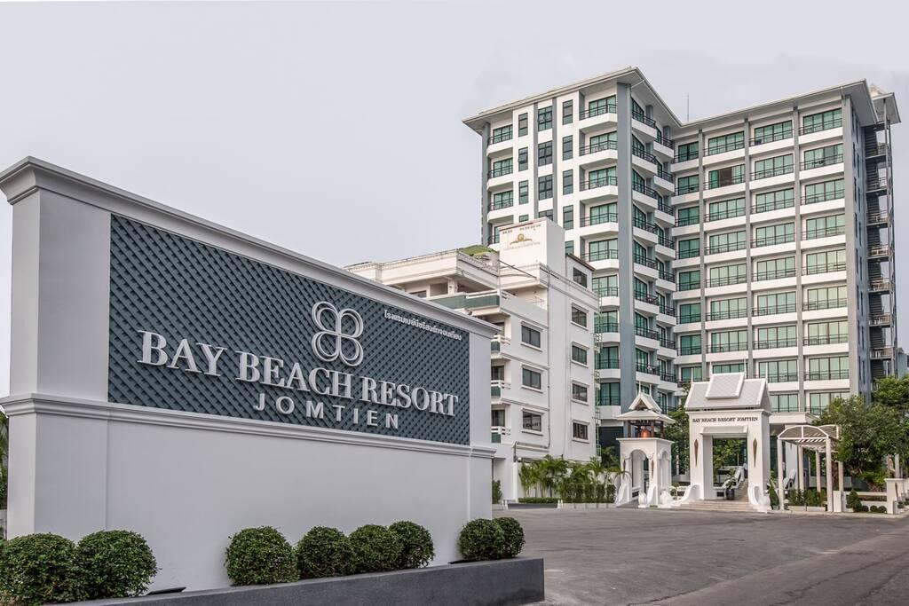 Bay Beach Resort Jomtien бронирование