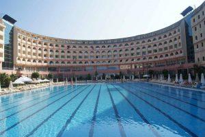 Bayar Family Resort Hotel&SPA бронирование