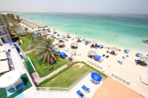 Beach Hotel Sharjah бронирование