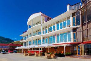 Белый Грифон гостиничный комплекс бронирование