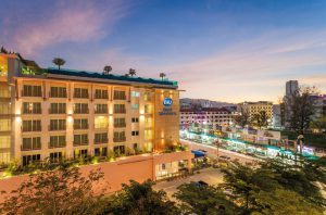 Best Western Patong Beach бронирование