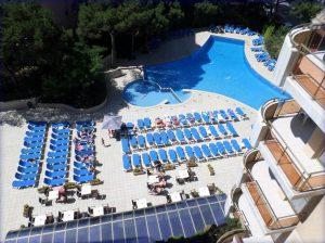 Blaumar Hotel (Blanes) бронирование