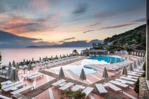 Blue Marine Resort & SPA бронирование