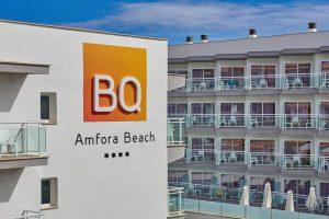 BQ Amfora Beach бронирование