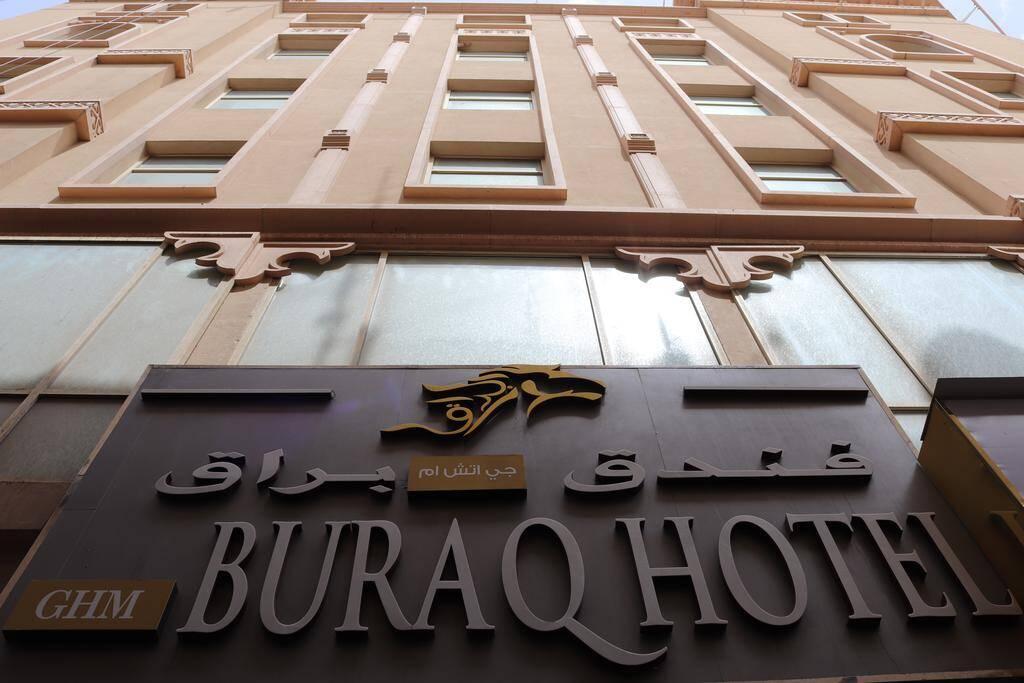 Buraq Hotel бронирование