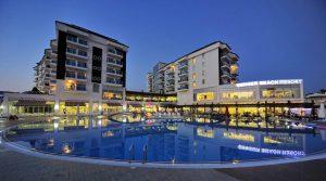 Cenger Beach Resort & Spa бронирование