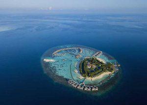 Centara Grand Island Resort & SPA Maldives бронирование